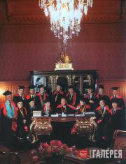 Заседание Президиума Российской академии художеств