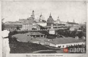 The Trinity-St. Sergius Lavra. A view from the south-east. 1900s