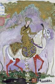 Serov Valentin. The Prince. 1910-1911