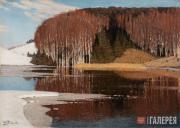 Purvītis Vilhelms. Spring Waters (Maestoso). c. 1910