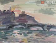 Falk Robert. Paris. Trocadéro. 1930s
