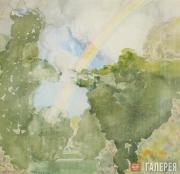 Somov Konstantin. Rainbow. 1908