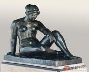 Аристид МАЙОЛЬ. Средиземноморье (Мышление, или Латинское мышление). 1900–1905