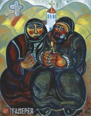 Tsereteli Zurab. My People. 2006