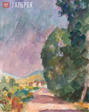 Falk Robert. Landscape. 1935