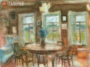 Голицын Илларион. Светлая комната. 1986