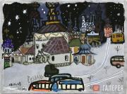 Mavrina Tatyana. Suzdal. Orion. 1968
