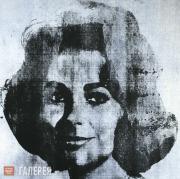 Warhol Andy. Silver Liz. 1963