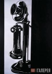 Warhol Andy. Telephone [4]. 1962