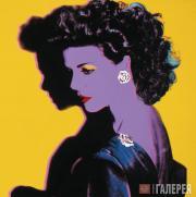 Warhol Andy. Princess Caroline of Monaco. 1983