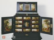 Cabinet-On-Stand. First half of the 17th century