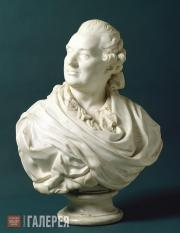 Shubin Fedot Ivanovich. Portrait of Prince Alexander Golitsyn. 1773