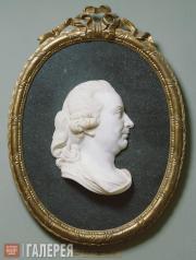 Shubin Fedot. Portrait of Ivan Shuvalov. 1771