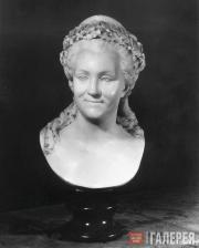 Shubin Fedot. Portrait of Catherine II. 1771