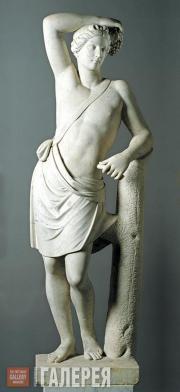 Неизвестный скульптор (русский) середины XIX века. Вакх