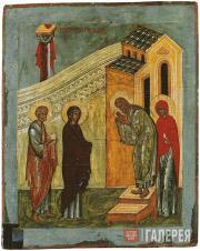Неизвестный художник. Сретение. 1500–1525