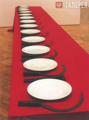Andrei FILIPPOV. The Last Supper. 2003