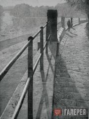Mikael KIHLMAN. Walking by the River. 2003