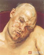Freud Lucian. Leigh Bowery. 1991