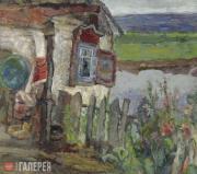 Tyulkin Alexander. Quiet. 1930