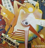 Tokarev Alexander. Crackpot No. 3. 2001