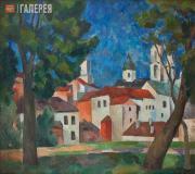 Falk Robert. Vitebsk. 1921