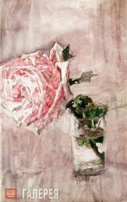 М.А.ВРУБЕЛЬ. Роза. 1904
