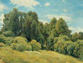 Ivan SHISHKIN. Forest Meadow. 1897