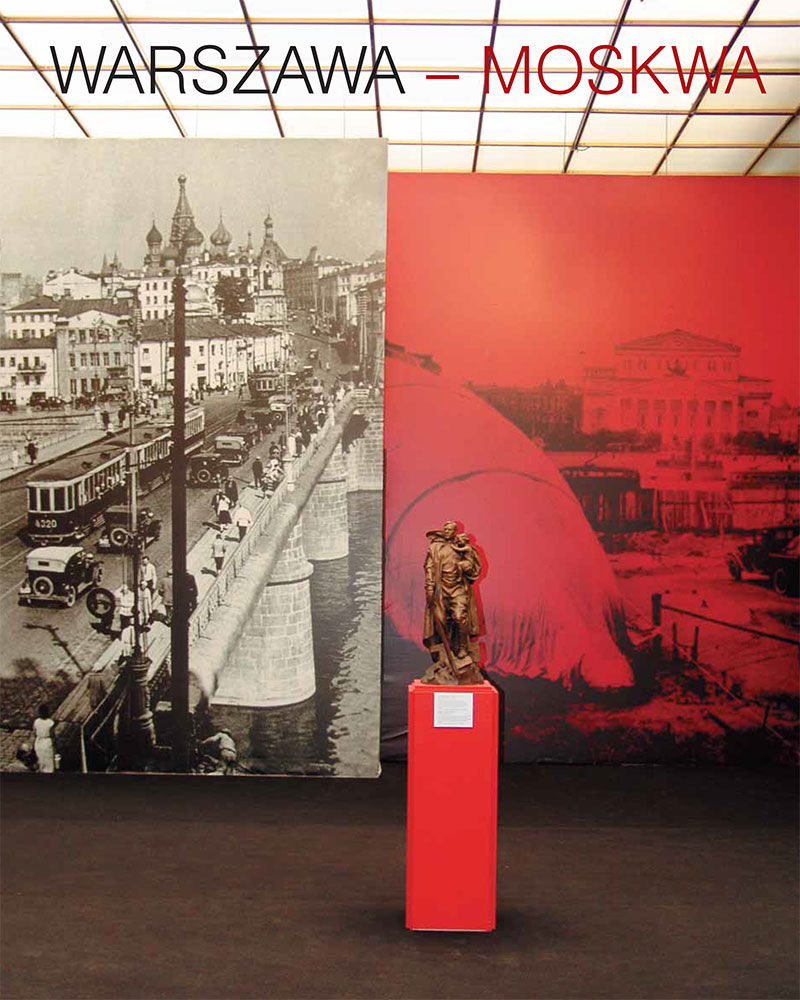 """""""Warsaw-Moscow. Moscow-Warsaw. 1900-2000"""