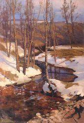 Ferdynand RUSZCZYC. Spring. 1897