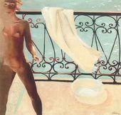 Alexander DEINEKA. On the Balcony. 1931