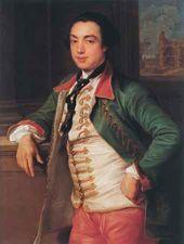 Pompeo BATONI. James Caulfeild, later first Earl of Charlemont. 1753–1756