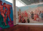"""The exhibition """"Accomplices. Collective and Inter-active works of Russian Art from the 1960s–2000"""""""