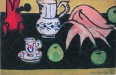Henri MATISSE. Still-life with Shell. 1940