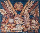 Soviet Bread. 1936