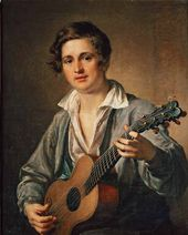 The Guitar Player. 1832