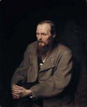 Vasily PEROV. Portrait of the Writer Fyodor Dostoevsky. 1872