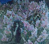 Mikhail VRUBEL. Lilac. 1900