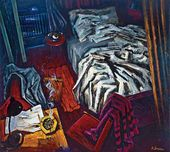 Mai DANTSIG. Unmade Bed. 1986
