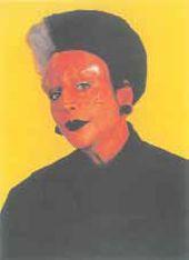 ORLAN. Self-Hybridation. 2001