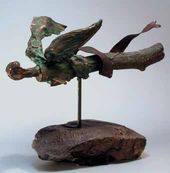 Flying Angel. 1995