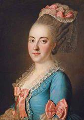 Ivan SABLUKOV. Portrait of an Unknown Sitter. 1770s
