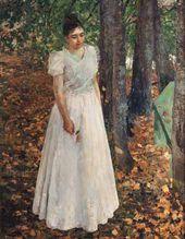 Konstantin KOROVIN. Autumn. 1891