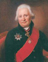 Nikolai ARGUNOV. Portrait of Nikolai Bantysh-Kamensky. 1809–1814