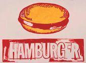 Hamburger. 1985–1986. ©AWF