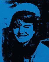 Jackie – Smiling (with JFK). 1964. ©AWF