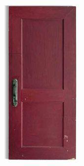 Mikhail ROGINSKY. Door. 1965