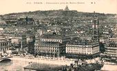 Paris. Postcard