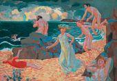 Maurice DENIS. Polypheme. 1907
