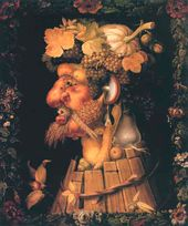 Giuseppe ARCIMBOLDO. The Autumn. 1573
